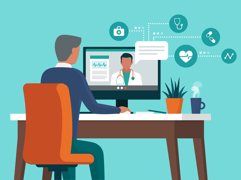 Telemedicine Market to Grow at an Escalating Rate During the Forecast Period Till 2031