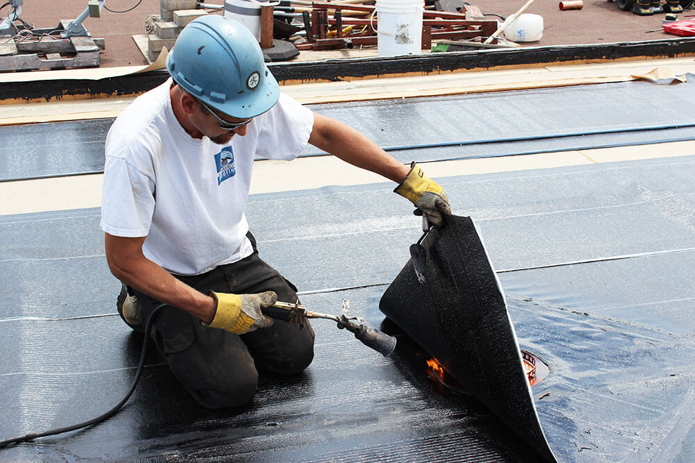 NorthCan Roofing Committed to Providing Flat Roof Maintenance Solutions with Minimum Fuss and Maximum Efficiency