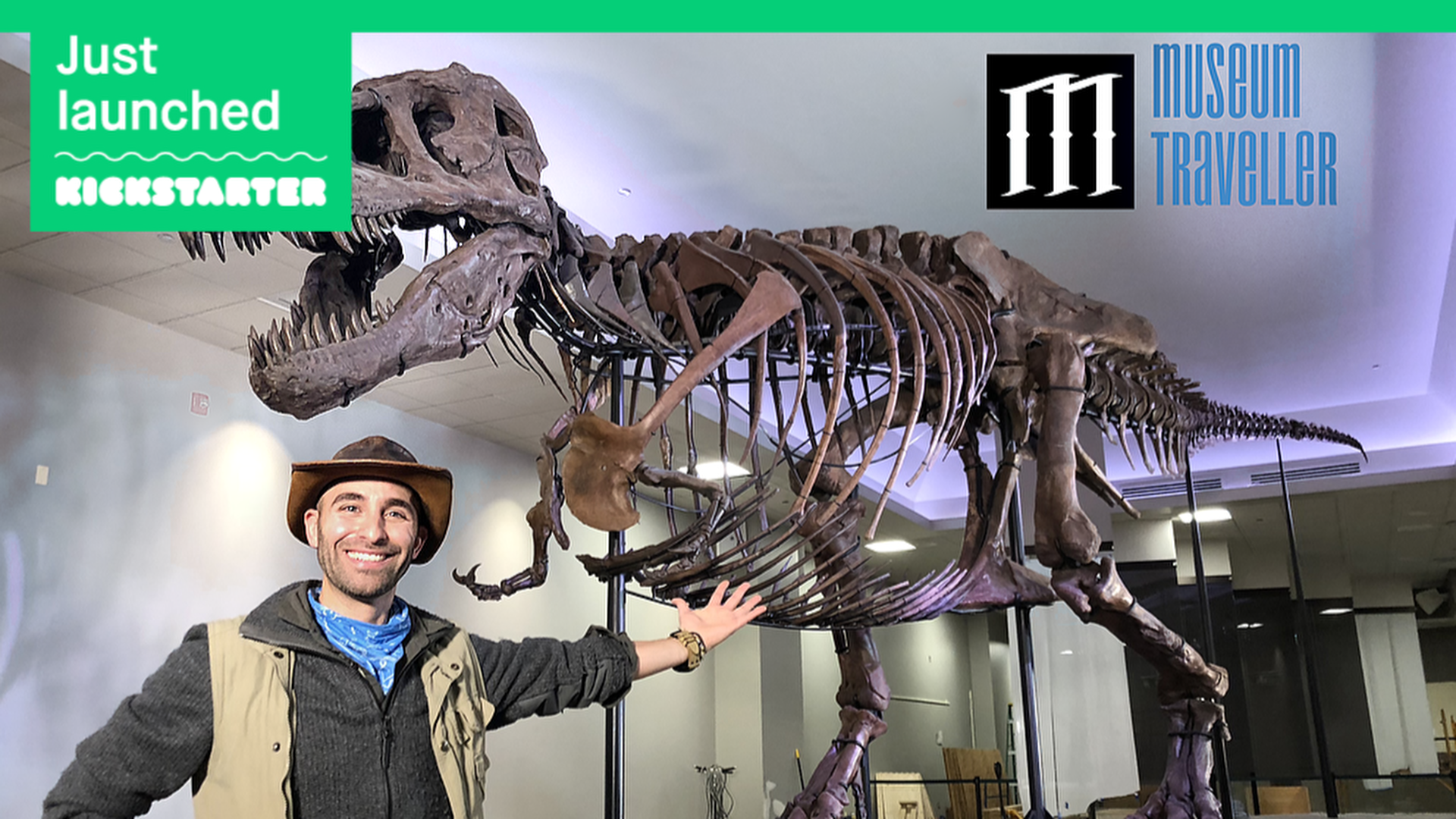 Museum Traveller - Unlimited Access to All Museums Around the World