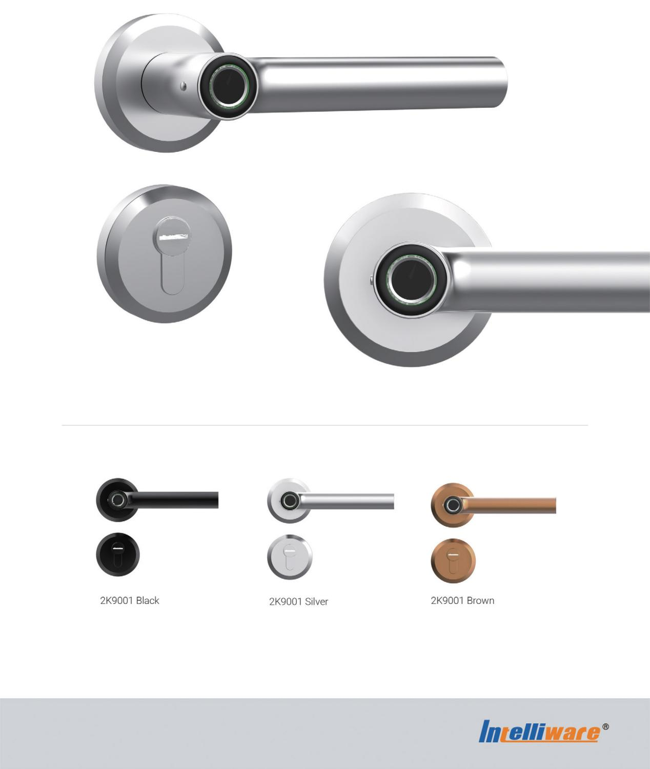 Intelligent digital door lock - a powerful security for home