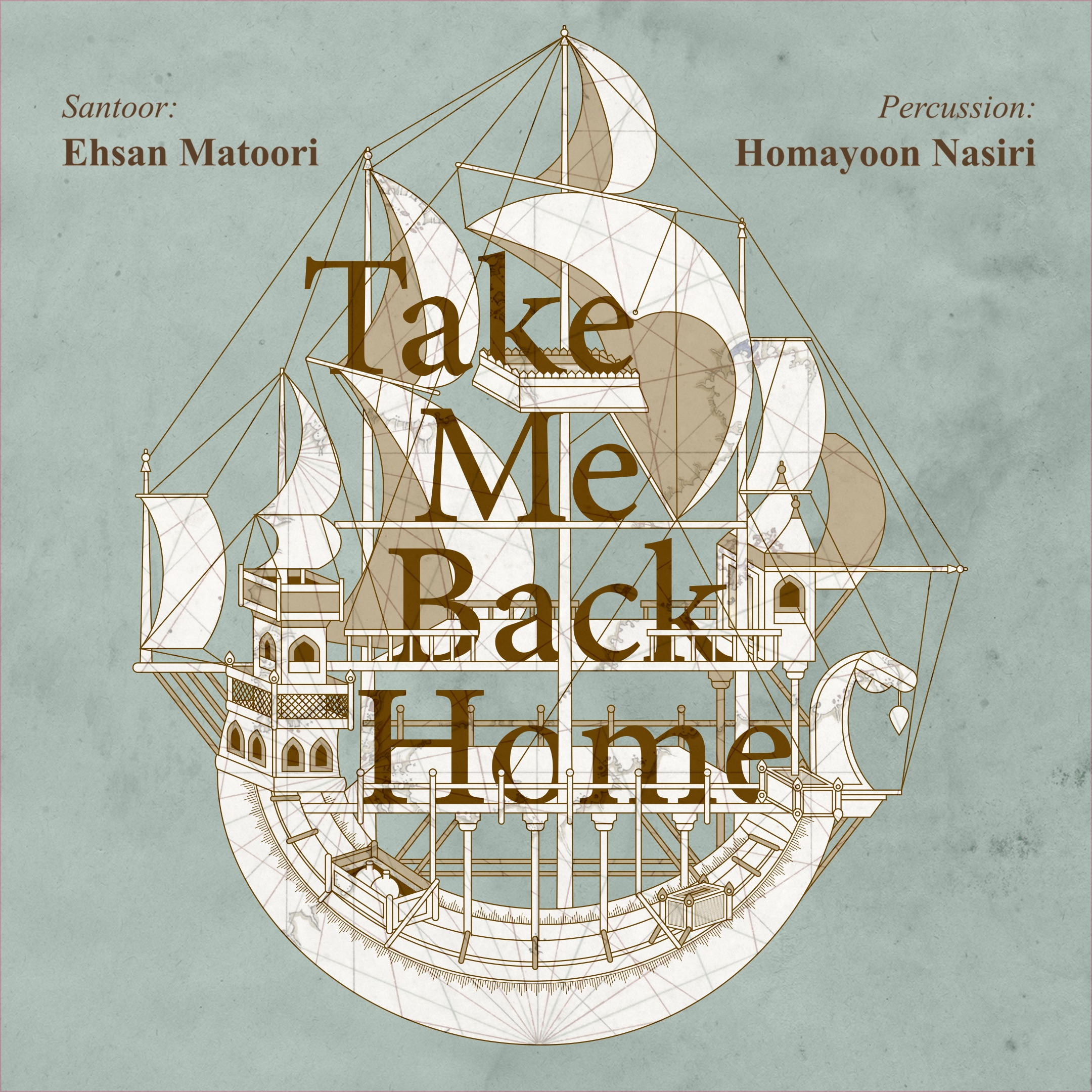 """Irani Immigrant Ehsan Matoori's New Musical Piece """"Take Me Back Home"""" Would Leave Listeners Missing Home"""