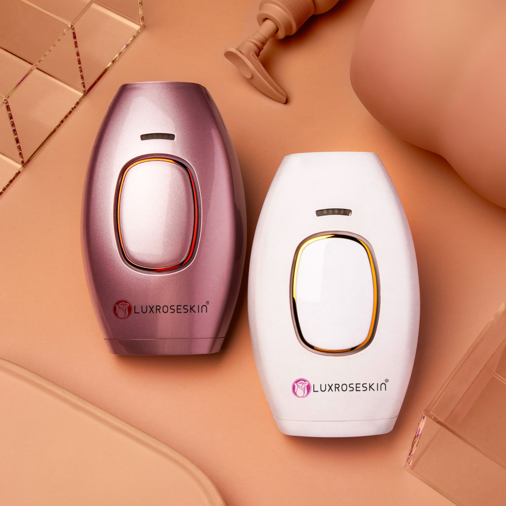 Lux Rose Skin Announces The World's #1 IPL Hair Removal Handset