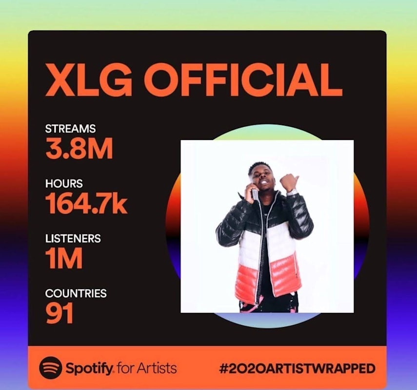 """Maryland Hip Hop Rapper XLG OFFICIAL, Dubbed the """"Next Generation"""", Releases Banging New Hit Single"""