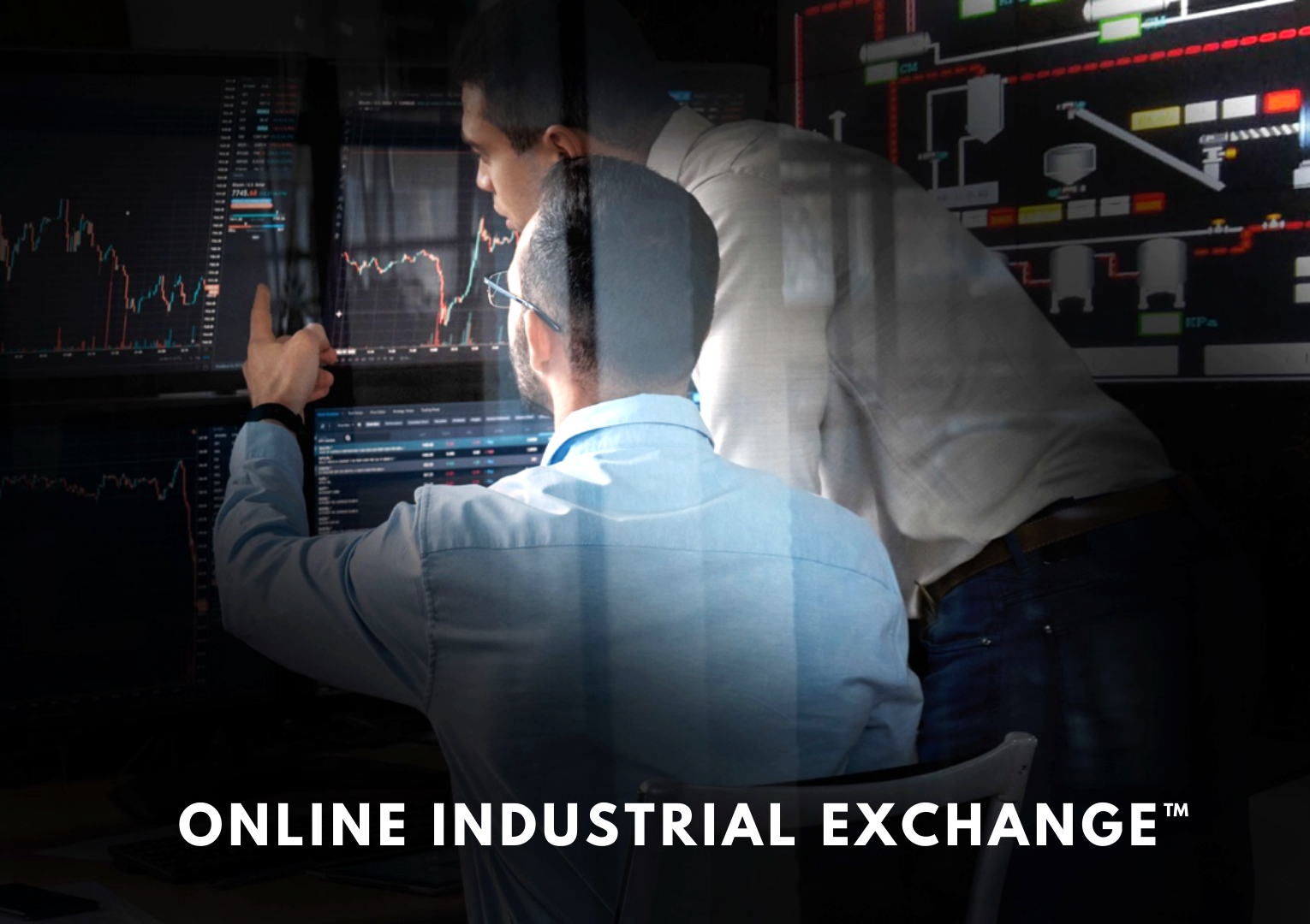 Online Industrial Exchange™, the Heart of the Themis Ecosystem™, is Based on Blockchain Technology