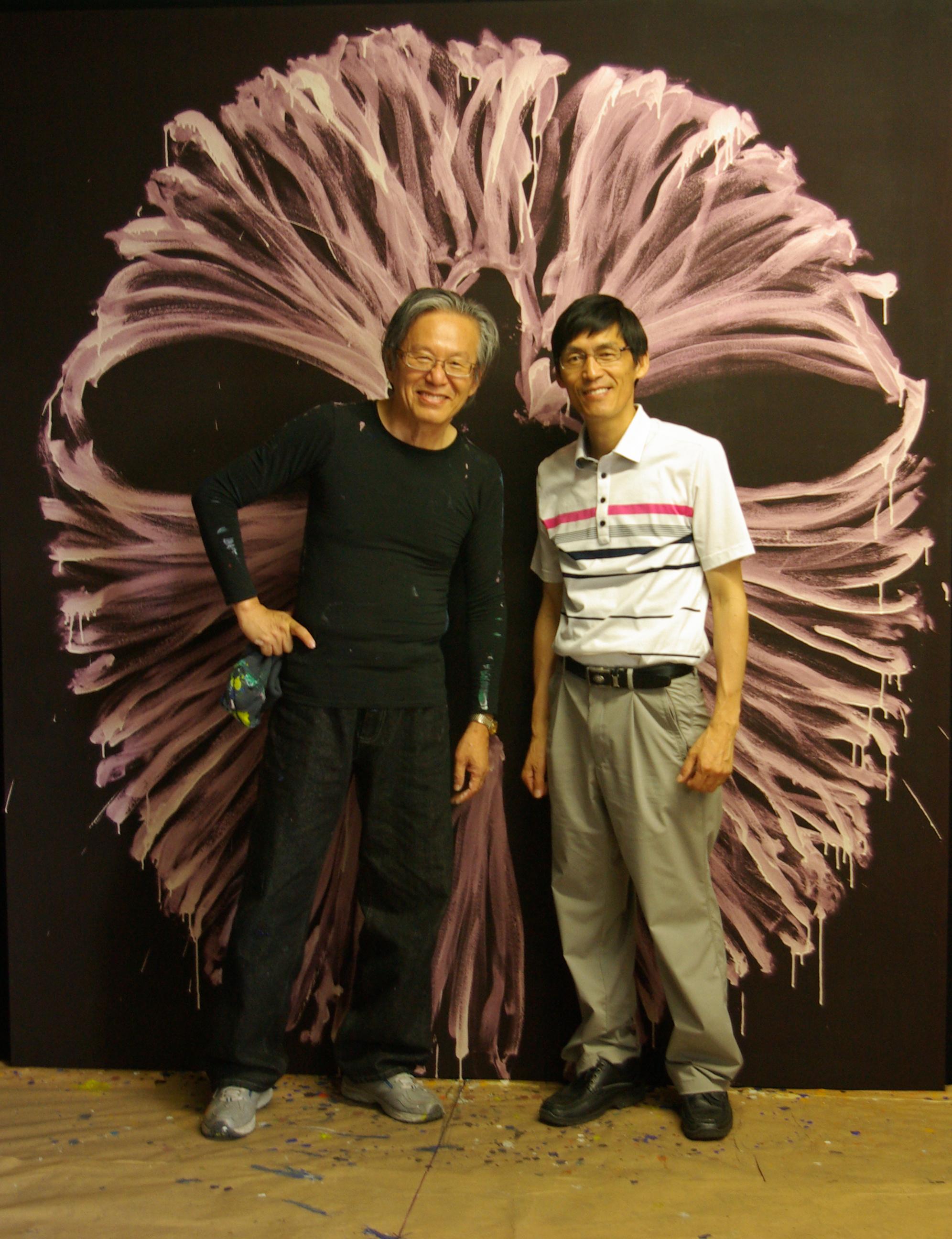Pica Project Hosts Lee Kun Yong's Art Exhibition
