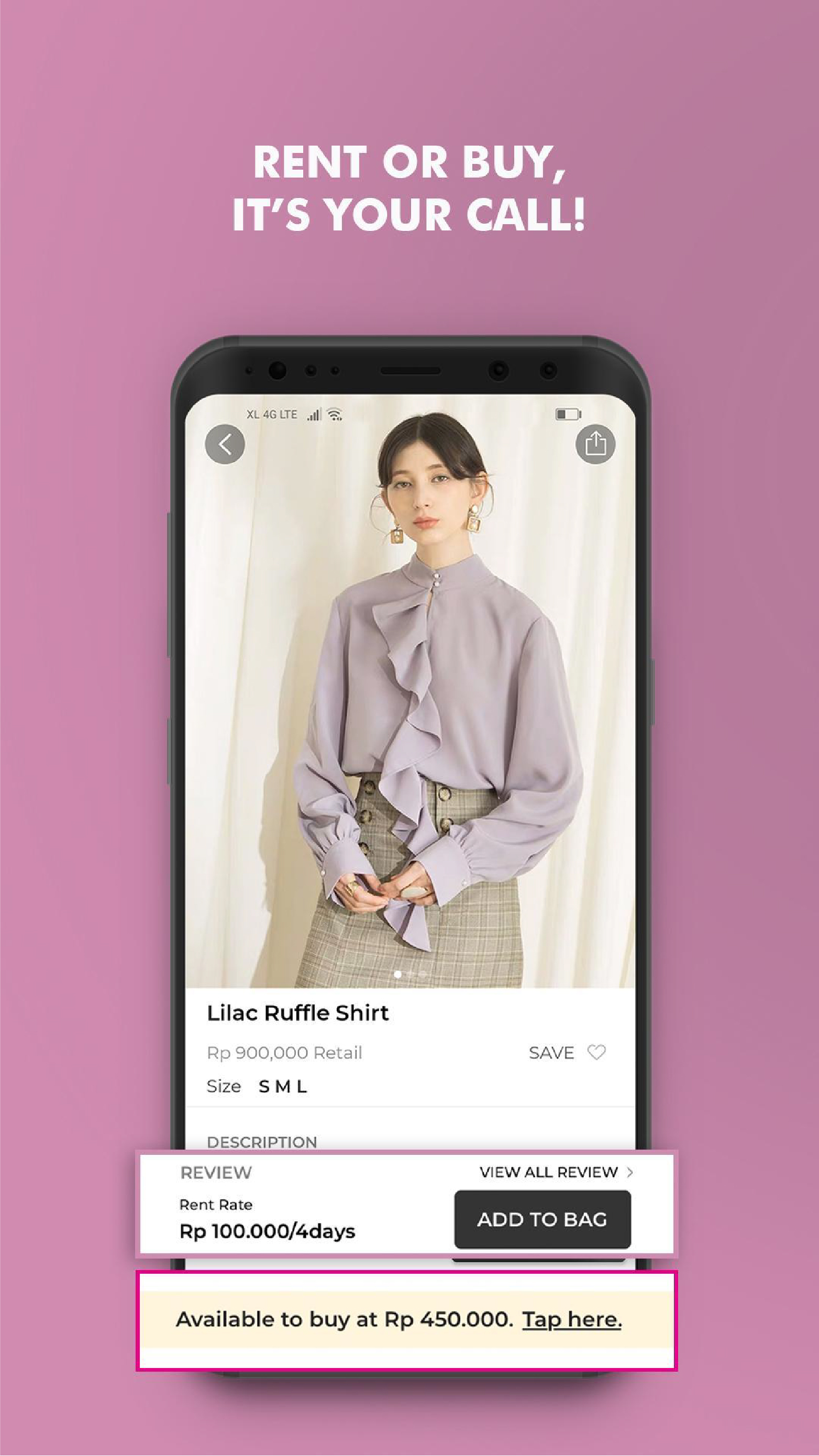 Rentique's New App Brings Retail Freedom, Lets Users Buy or Rent Exquisite Garments at a Fraction of Cost
