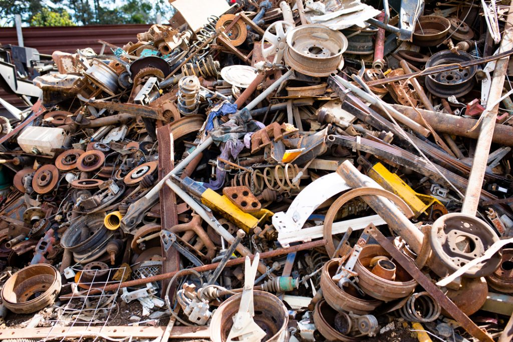 Ferrous Recycled Metal Market Business Growth Analysis by Top Countries Data and Segments Insights 2021-2031