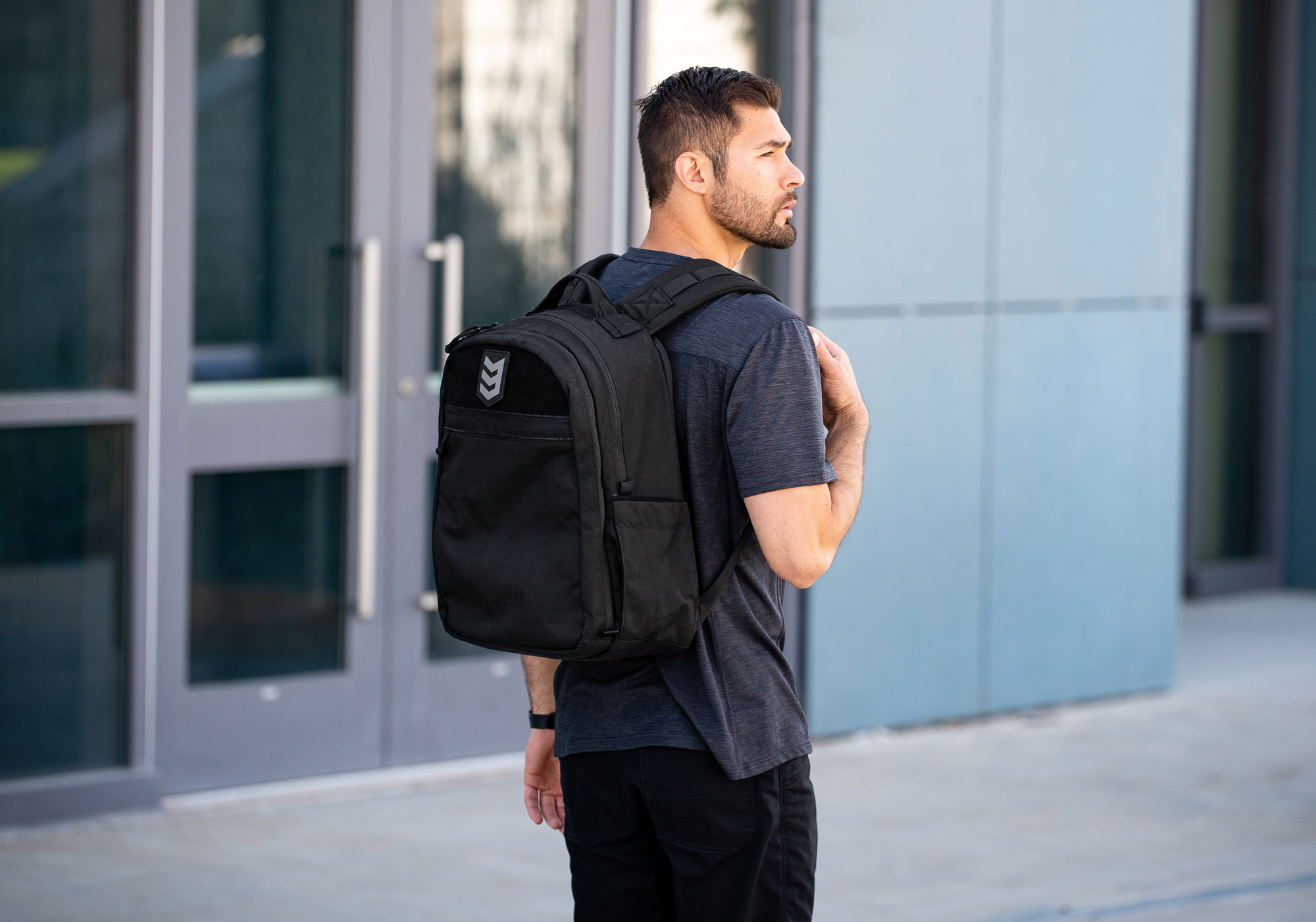 Stay Incognito with the New Gray Man Backpack from 3V Gear