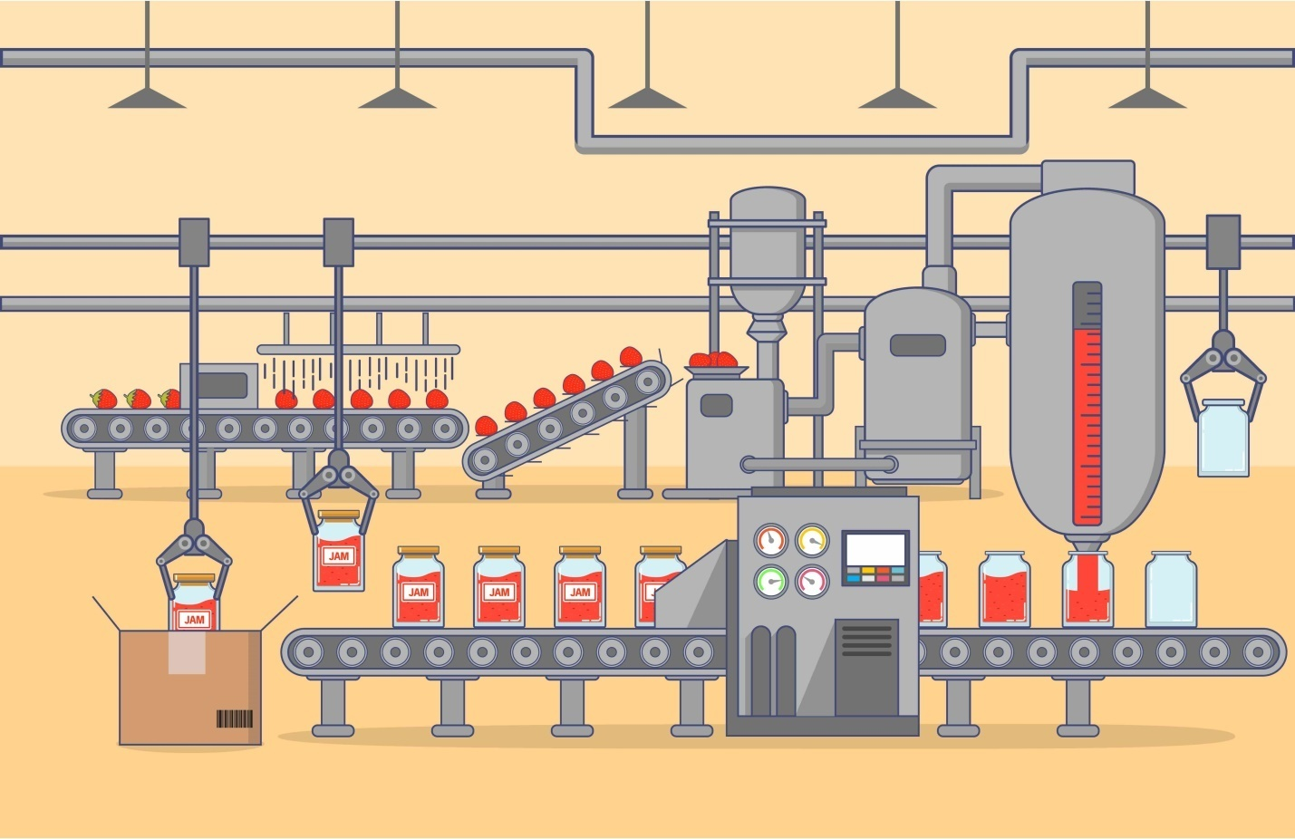Food Processing Equipment Market To Witness A Substantial Growth Owing To Rising Adoption Of Processing Technology Till 2031