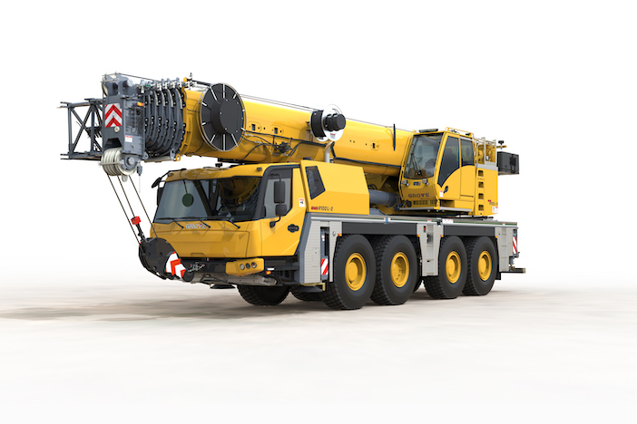 Crane Market Poised A Staggering Growth Worth $90 Billion By 2031- Technological Advancements, Key Companies