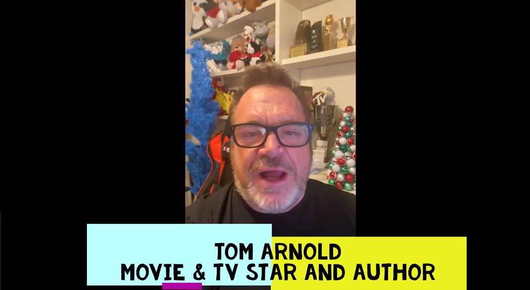 Tom Arnold Recommends that Authors Check Out MindStir Media for Self-Publishing