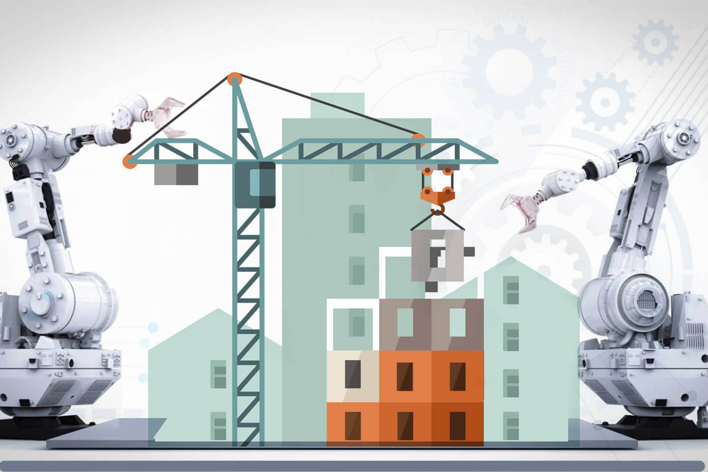 Construction Robots Industry Benefits from the Pandemic