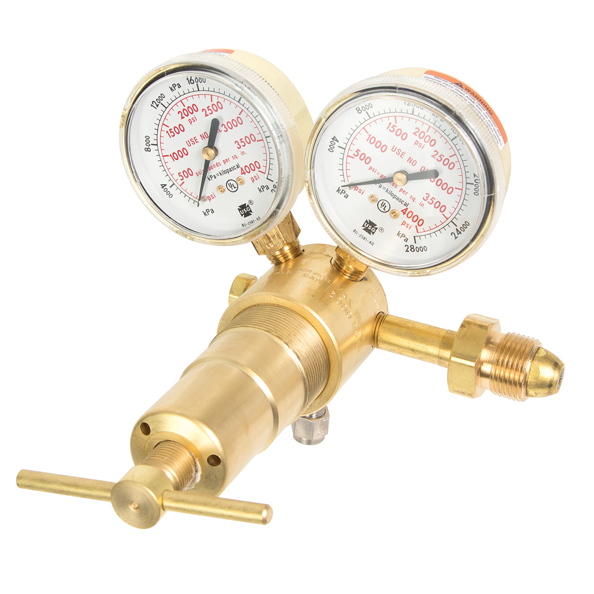 Industrial Gas Regulators Market Manufacturers Focus on Performance and Portability of Products for Innovation Forecast to 2031