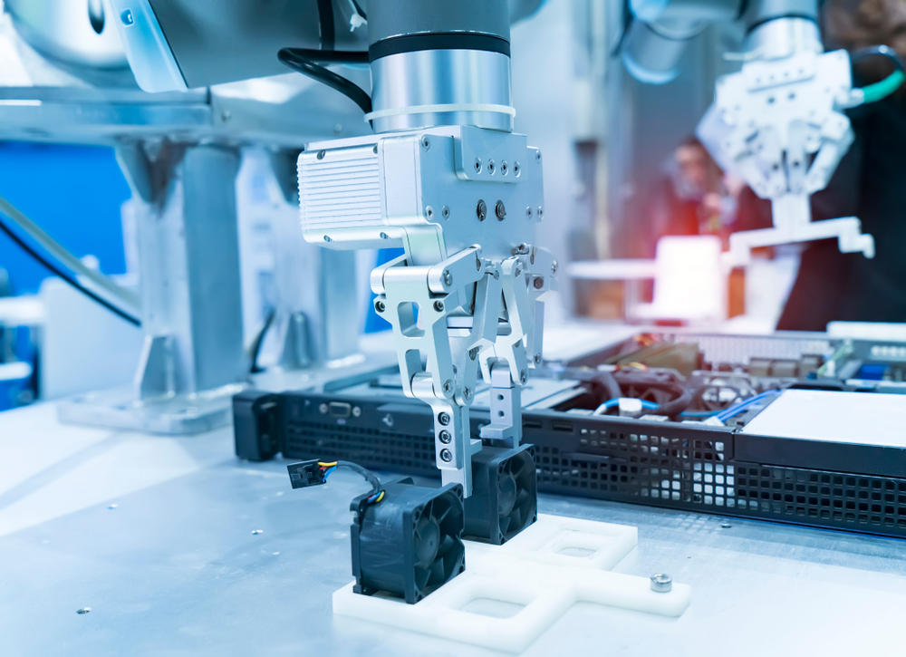 Industrial Robotics Market Estimated to be Pushed by way of Innovation and Industrialization by 2031