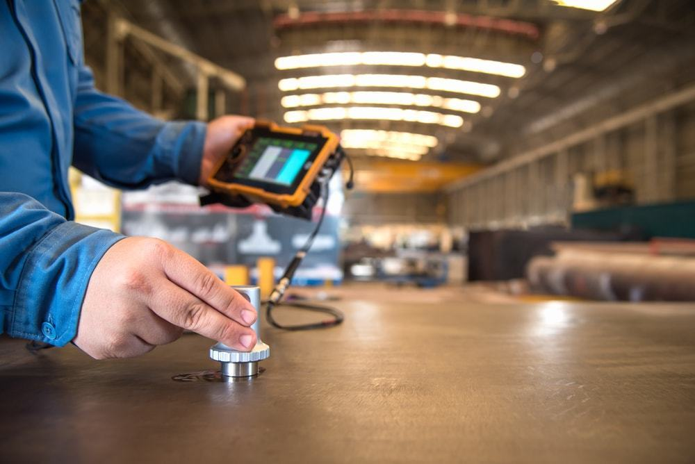 Non-Destructive Testing and Inspection Market Size, Share, Growth Rates, Trends and Forecast to 2031