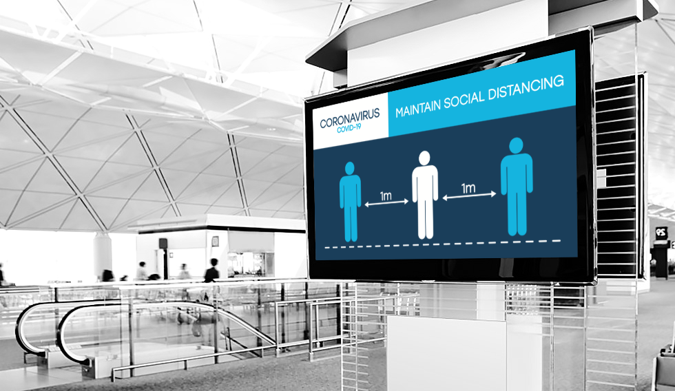 Digital Signage Market Revenue To Reach $1.33 Billion By 2031 Due To Rising Usage in Hospitality, Banking, Transportation, Education