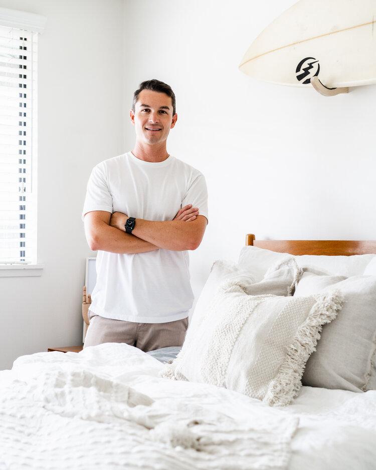 San Diego Interior Designer Mitch Allen Defines California Casual Style with Record Sales for 2021