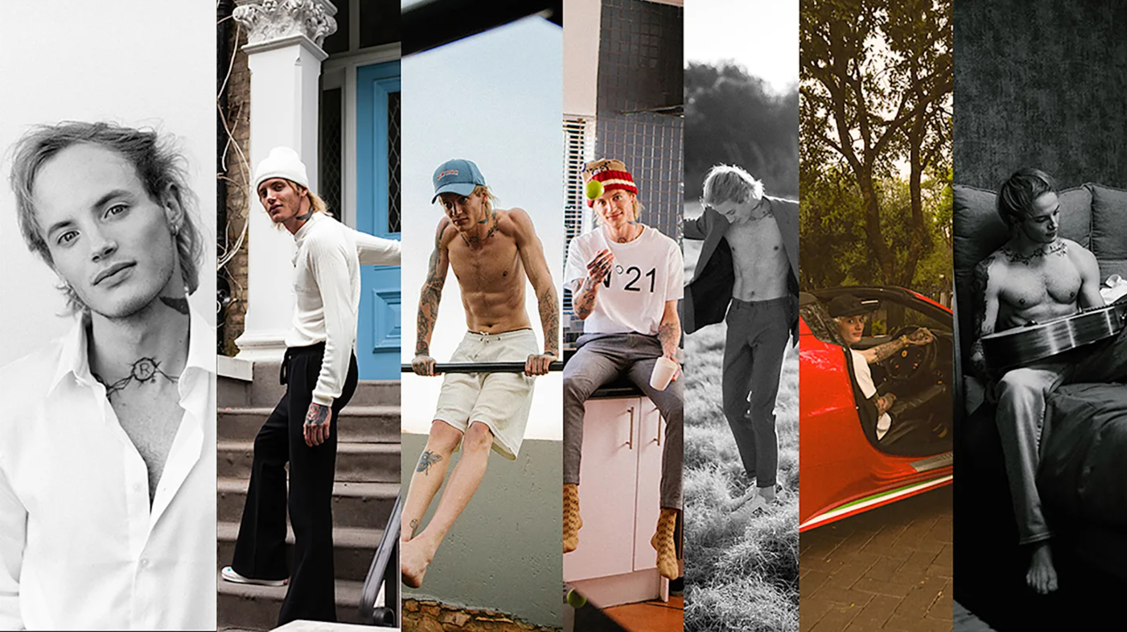 """Meet JR - The 23-Year-Old Sustainable Supermodel, Creative Entrepreneur And """"Citizen of Earth"""""""