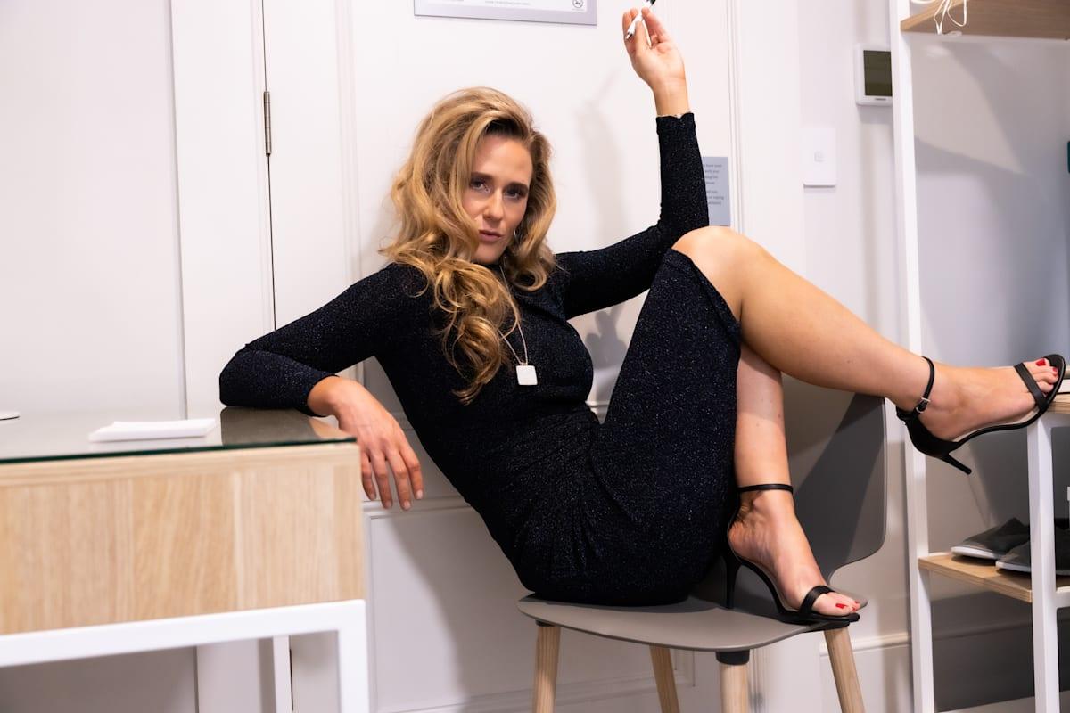 Lisa Bree Hoggarth: Too Hot To Handle.