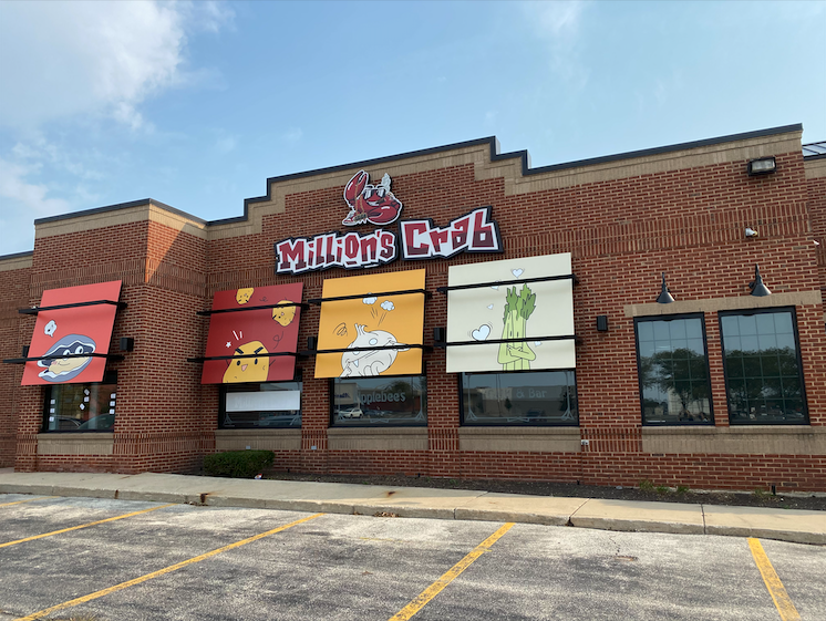 Million's Crab Announce The Grand Opening Of Their Chicago Headquarters