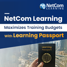 NetCom Learning Helps Maximize Training Budgets with Exclusive Learning Passport
