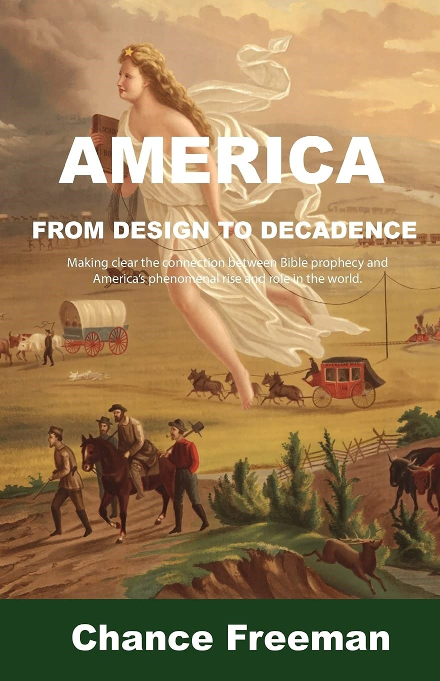 Historian and Theologian, Chance Freeman Examines American History's Strong Biblical Links