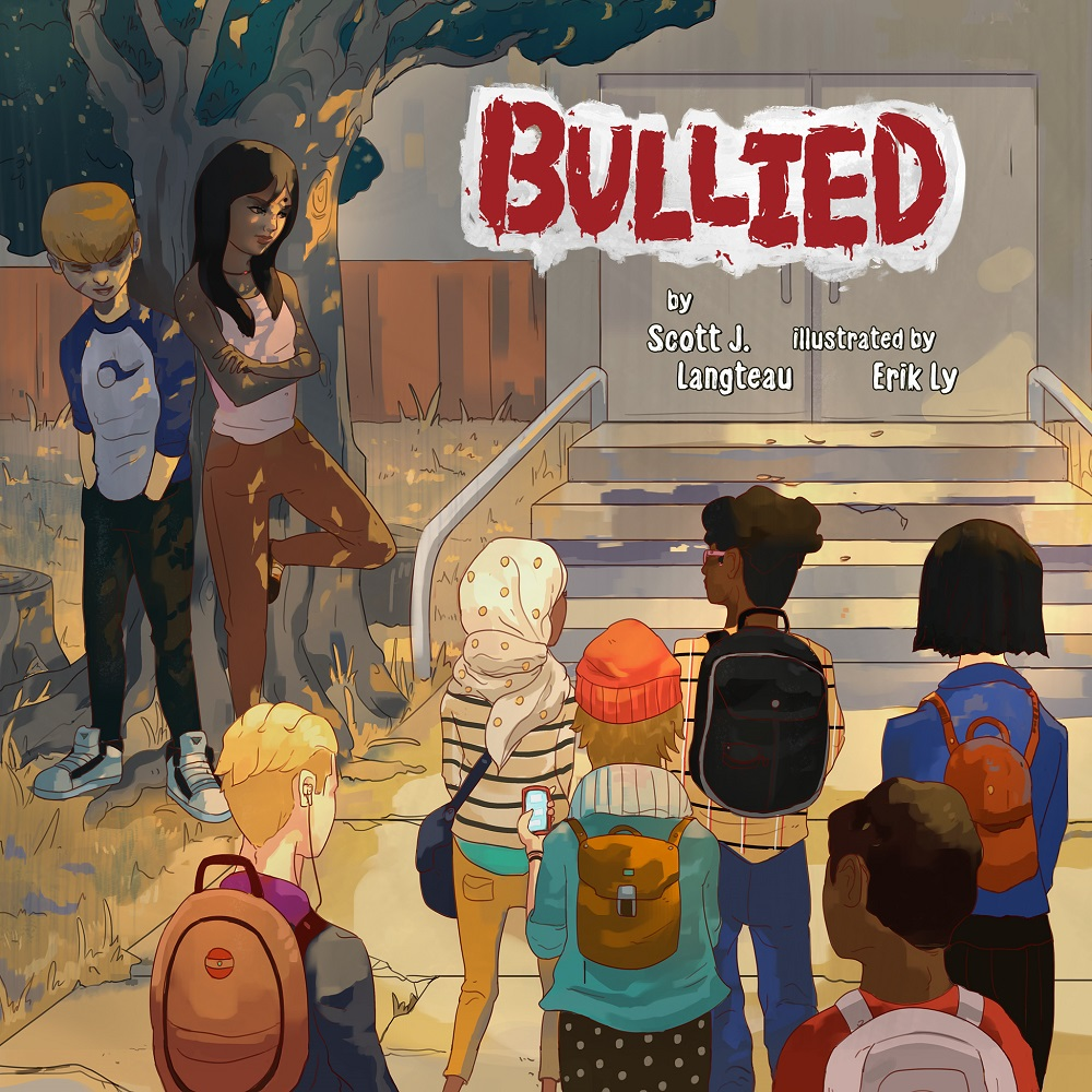 Read BULLIED: A Modern Day Look at Middle School Bullying For National Bullying Prevention Awareness Month