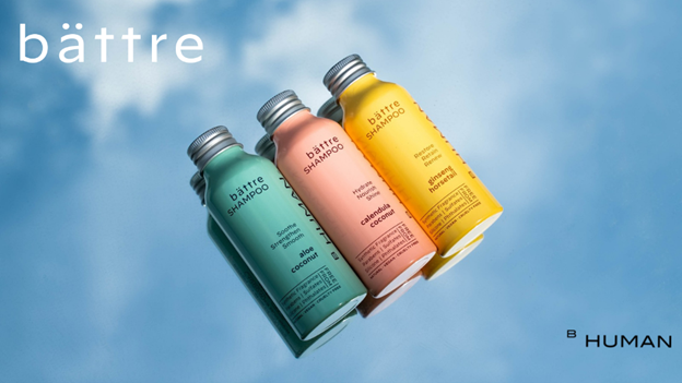 BHUMAN® Launches bättre™, an Asian-inspired Shampoo That Redefines the Future of Sustainability in Personal Care