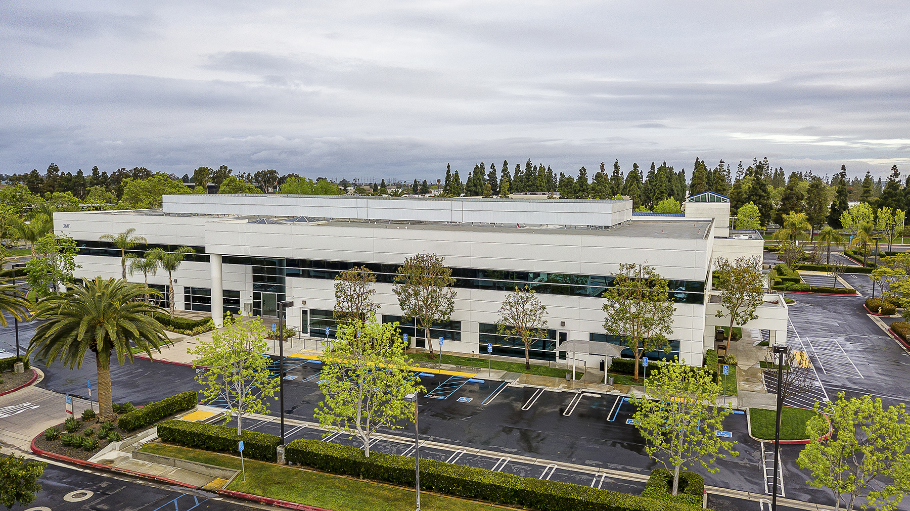 Meridian Sells Newly Renovated 53,500 SF Medical Office Building in Santa Ana for $29.9 Million
