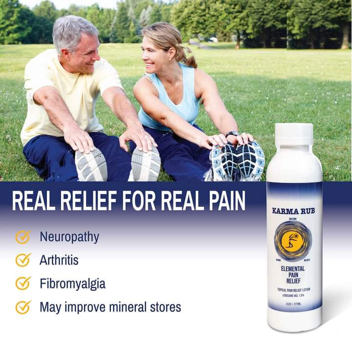 Retired Nurse Discovers Newest OTC Topical Analgesic That Offers More Than Just Pain Relief.