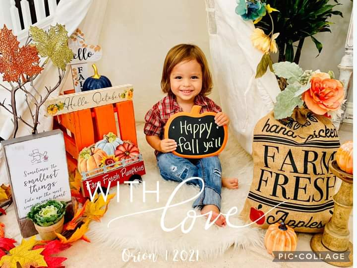'Tis the Season for Pumpkins, Costumes & Baking