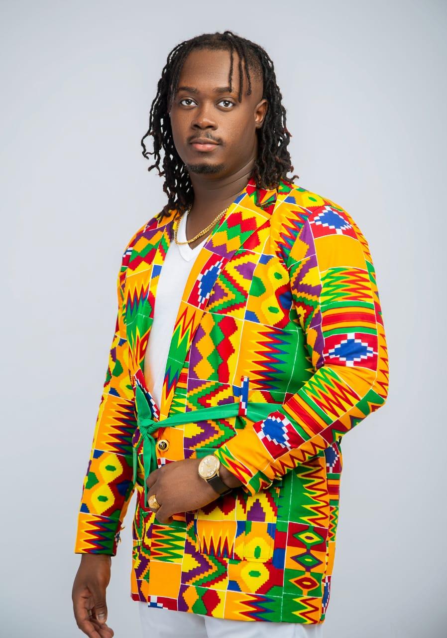 Smartest Rasta man in Ghana Michael Kurdle-Armah Push Boundaries In Fashion and Music