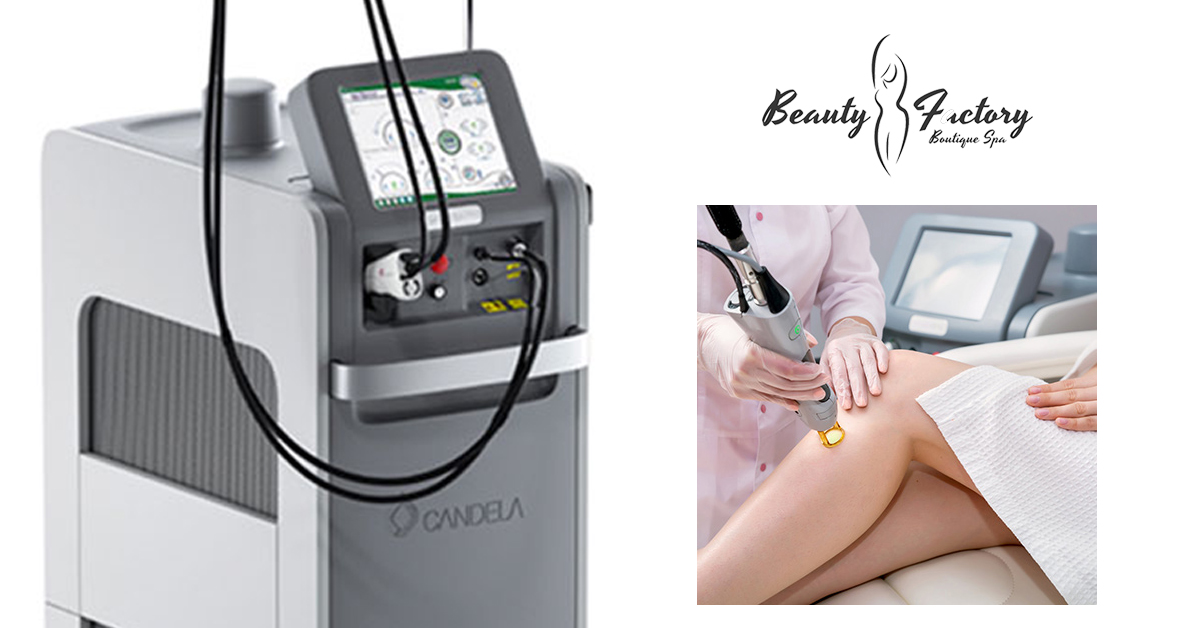 Beauty Factory Spa Boutique, NY, now Offers Laser Hair Removal With Candela Gentlemax Pro