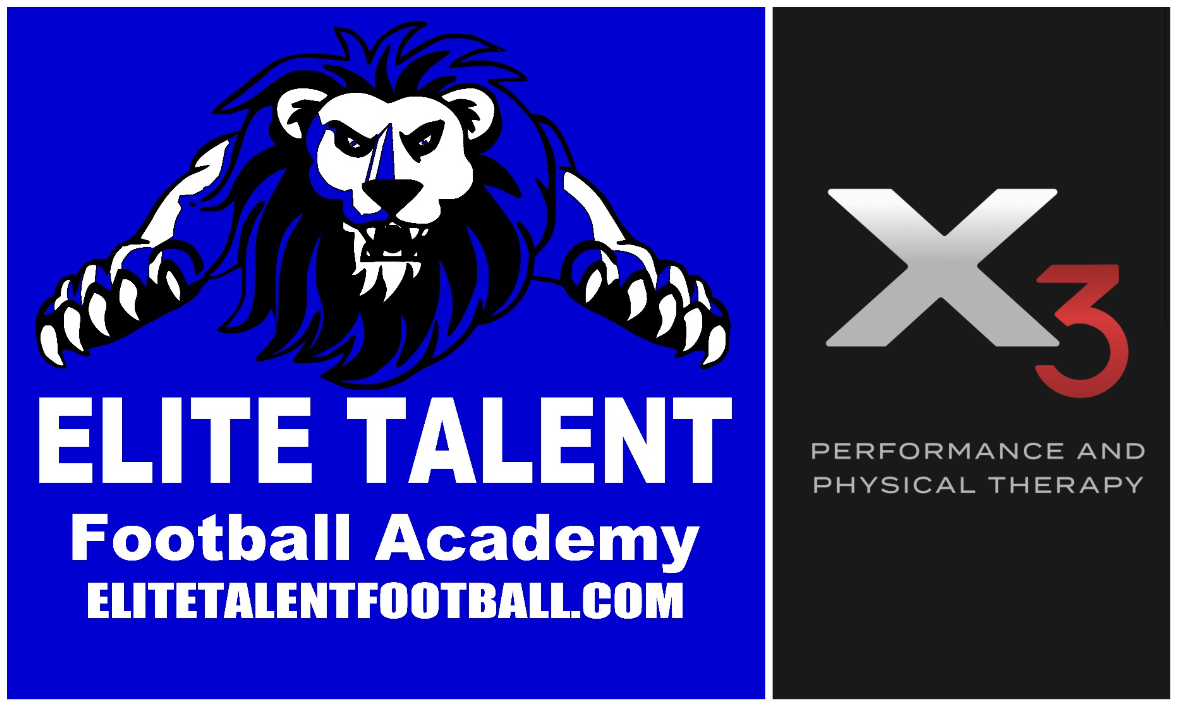 Elite Talent Football Academy Partners With National Playmakers Academy And X3 Performance and Physical Therapy To Launch New Facility