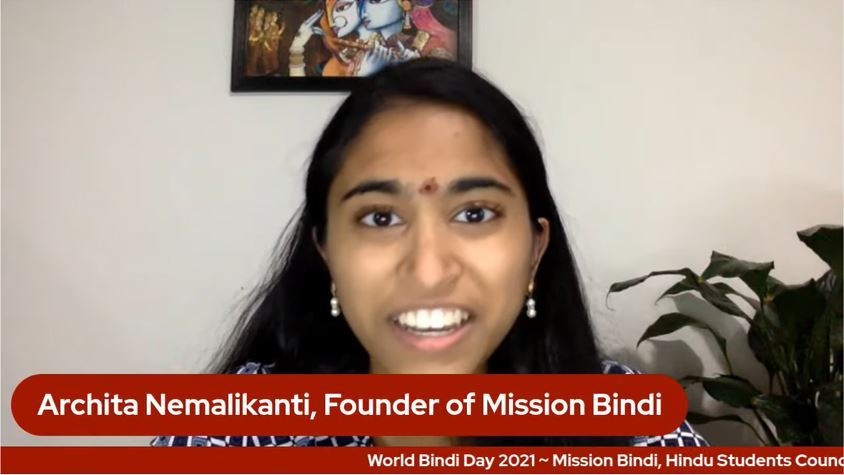 A Global Movement To Revive Hindu Tradition Is Driven by A Humble High School Girl