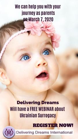 DELIVERING DREAMS INTERNATIONAL SURROGACY AGENCY