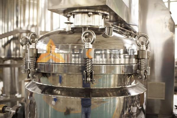ZJR-350 pressurized food sanitary vacuum emulsifier