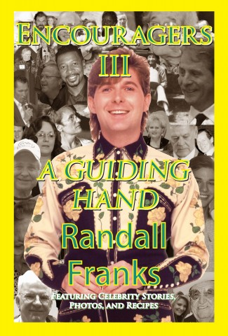 Randall Franks shares encouragement through his three book series