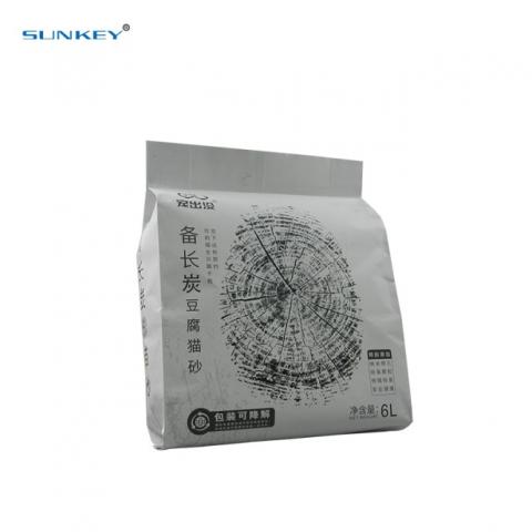 fully degradable plastic bag