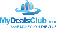 Mydealsclub Logo