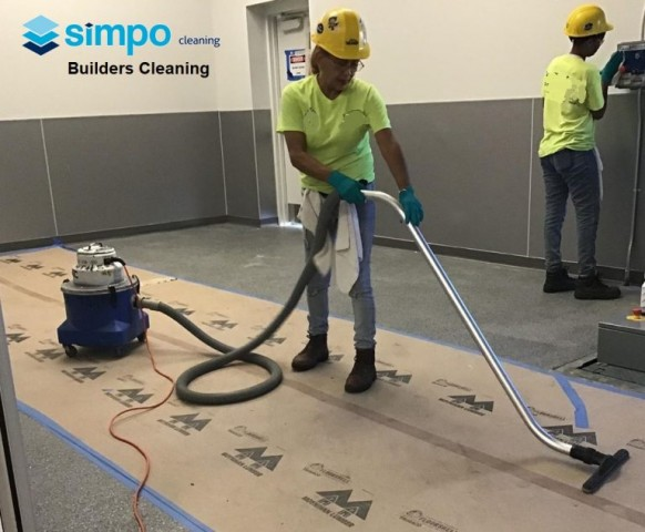 Simpo Builders Cleaning Service