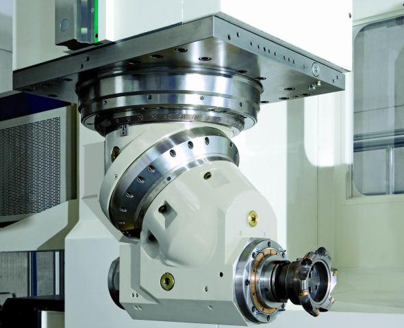 universal milling head repairing