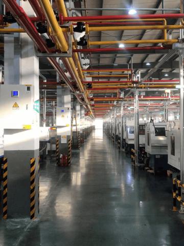 intelligent factory