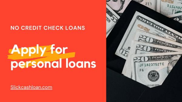 personal loans for bad credit slickcashloan