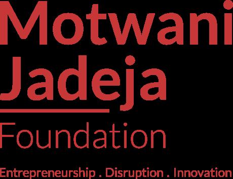 Motwani Jadeja Foundation Logo
